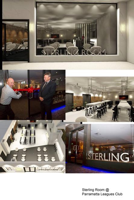 Sterling Room @ Parramatta Leagues Club