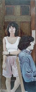 """""""The Wooden Door"""" by Mel Leipzig"""