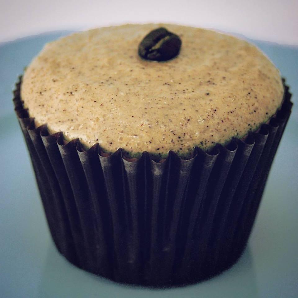 Cafe con Leche Cupcake