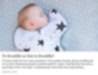 Desiree Baird, Certified Sleep Consultant   Seattle   To Swaddle or Not to Swaddle?