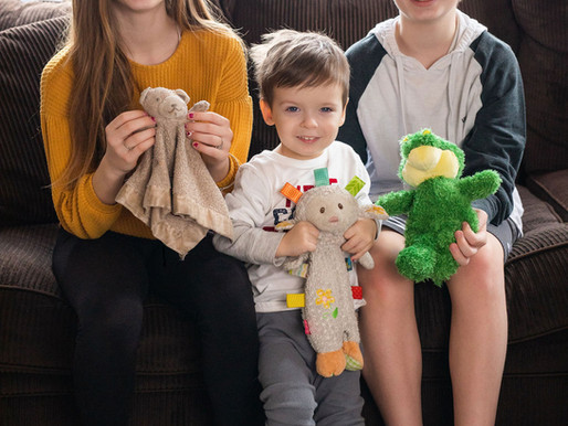 The Importance of a Security Object (lovey) And How/When to Introduce One to Your Child