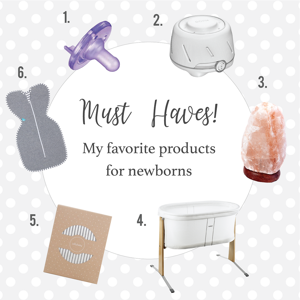 baby products, newborn products, baby registry, newborn product must haves, baby sleep products, Desiree Baird, Seattle sleep consultant, Seattle sleep coach