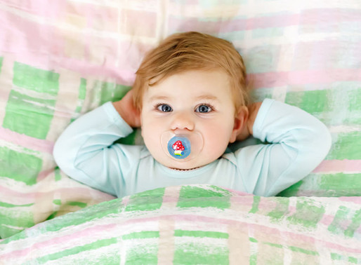 Got 99 problems and the pacifier is #1