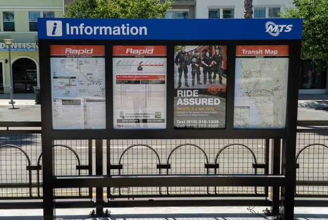 MTS Information Kiosk