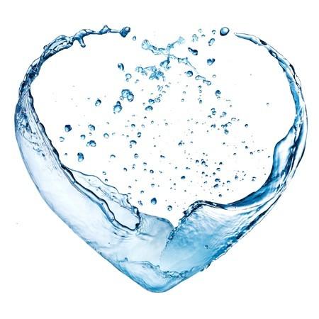 El agua como alimento
