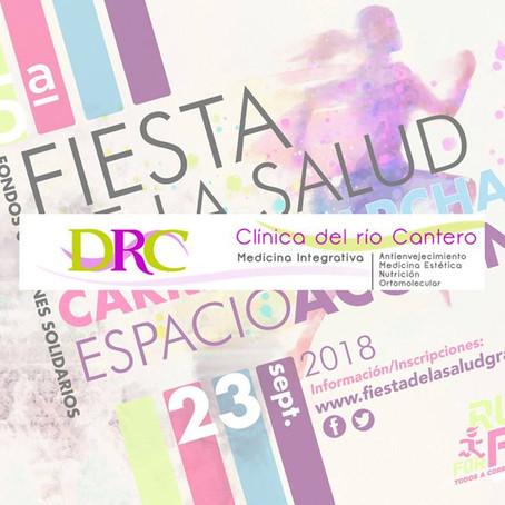 Carrera-Marcha Fiesta de la Salud 2018