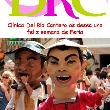 ¡¡Feliz Semana de Feria!!