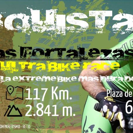 Las Fortalezas Ultra Bike Race