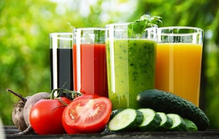 Detoxificación y Dieta