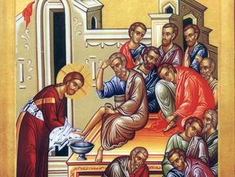 Mass of Maundy Thursday Tonight at 6 PM