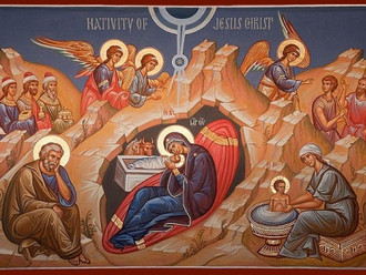 Live Stream Links for First Mass of Christmas 12/24