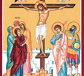 Pre-Sanctified Mass of Good Friday Tonight at 6 PM