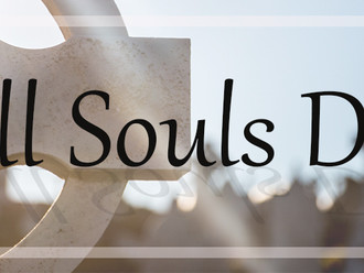 Feast of All Souls Nov. 2nd at 6 PM