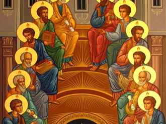 Feast of Pentecost This Sunday!