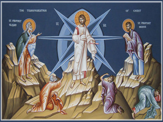 Transfiguration Mass This Sunday
