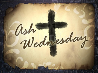 Ash Wednesday Services 3/13