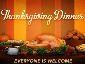 Annual Parish Thanksgiving Meal This Sunday!