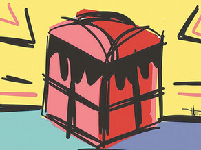 O ritual para se abrir a cesta de Natal  - Ignácio de Loyola Brandão