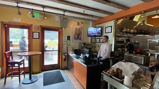 How Canyon Bistro practices Social Distancing