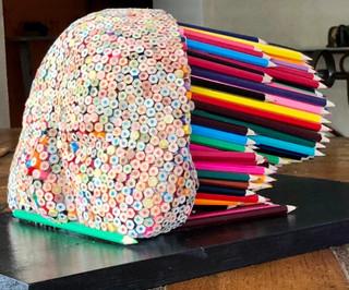 Crayons Mask