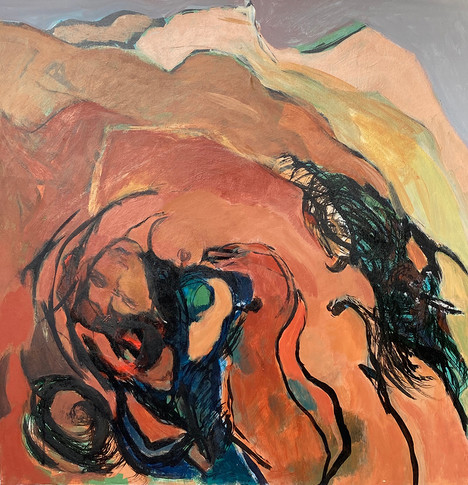 Femmes-paysage