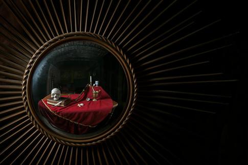 Vanité au miroir
