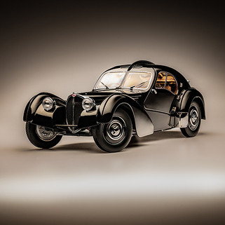Bugatti Atlantic Type 57 1939