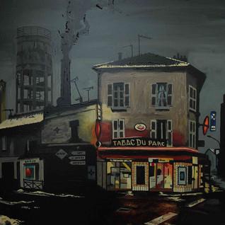 Bar de banlieue