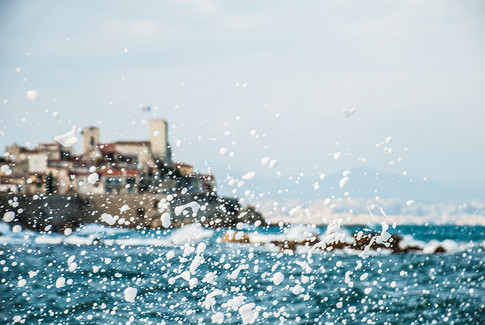 La brise, Antibes, 2013