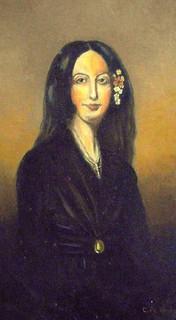 George Sand d'après Auguste Charpentier