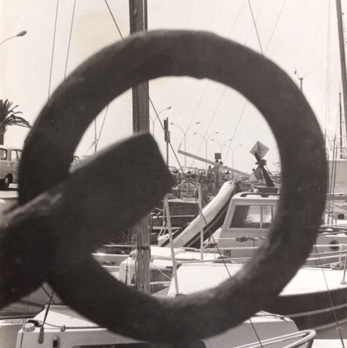 Cannes années 70, un œil sur le vieux port