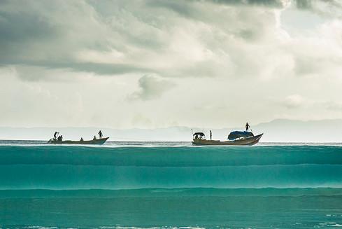 L'Homme et la mer, les Iles Andaman, 201