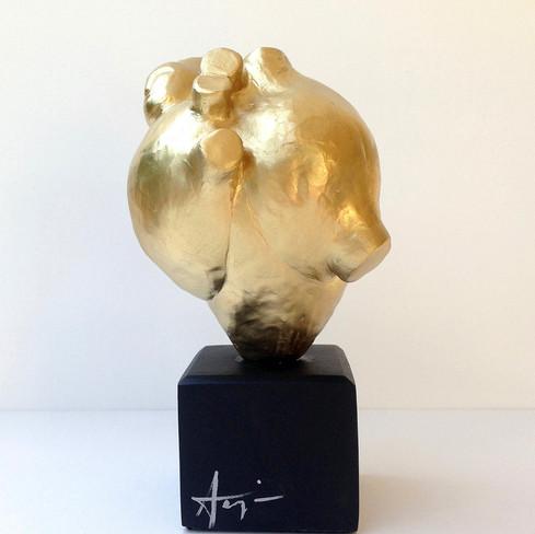 Cœur en or