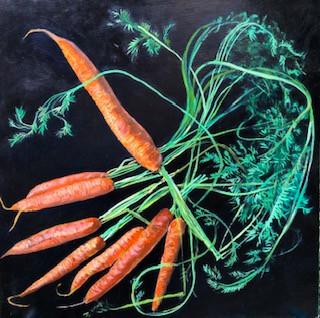 Nid de carottes