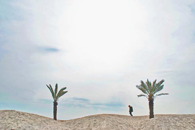 Dunes à Golfe-Juan