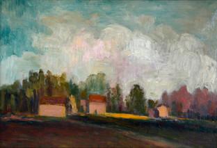 """Michelle Dubois-Constantin """"Maisons de Village"""""""