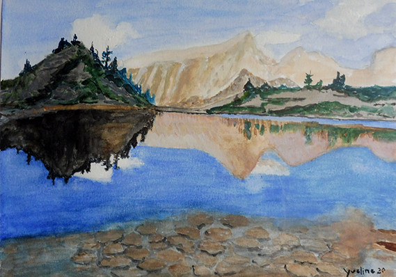 Lac de Fremamorte