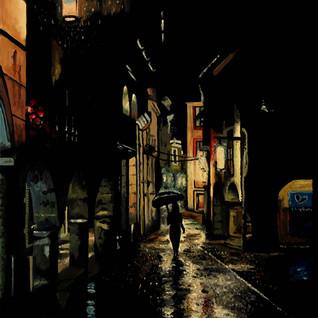 Rue de nuit