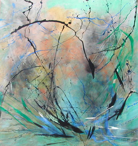 Composition aux oiseaux IV