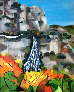 "Marie-Claude Ras-Allard ""La Cascade"""