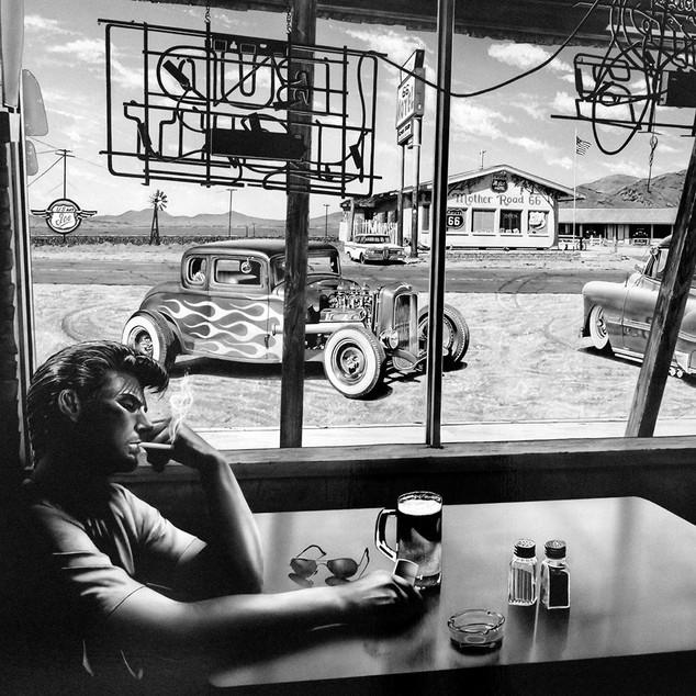 Diner on Mother Road