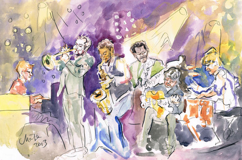 Raynald Colom Quintet