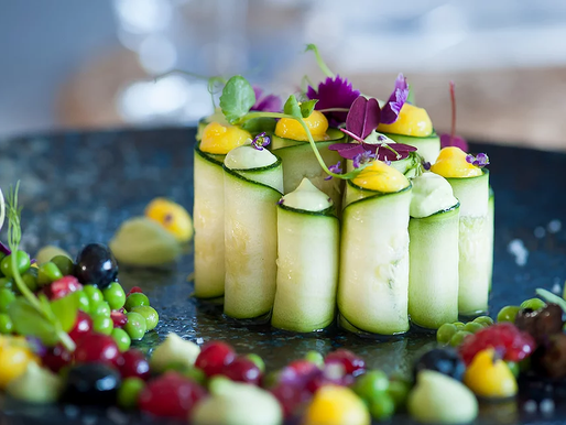 Vegan Restaurant Wins Michelin Star