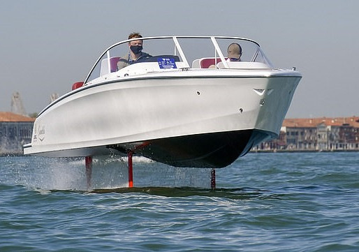 Flying Boats to Help Save Venice