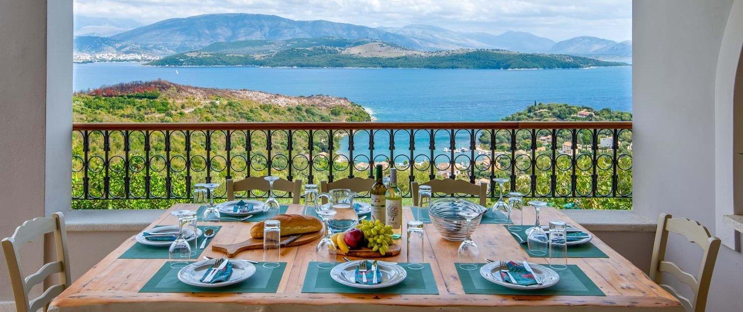 villa-rodi-corfu-dining-terrace