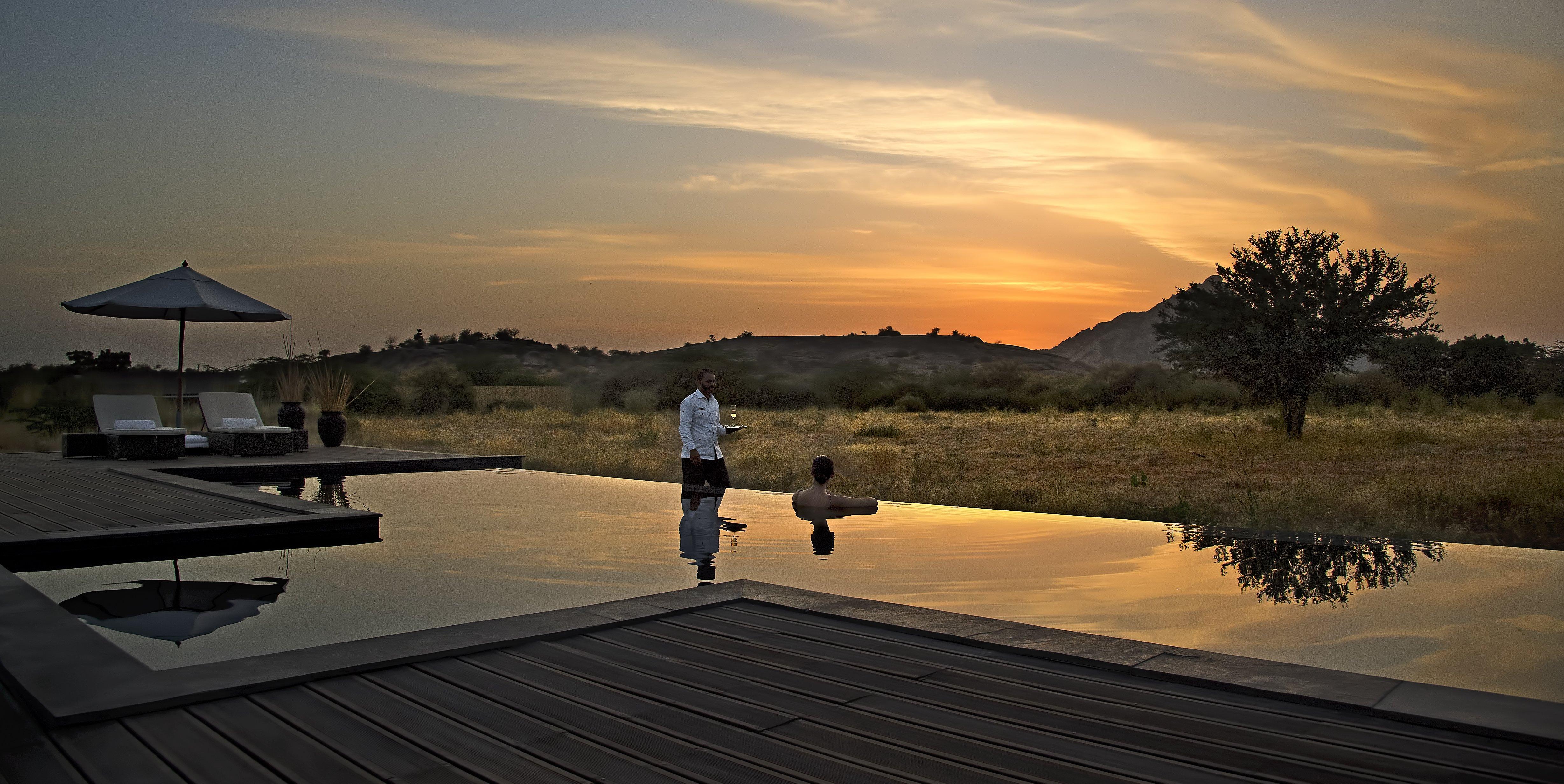 Suján-Jawai-Leopard-Camp-twilight