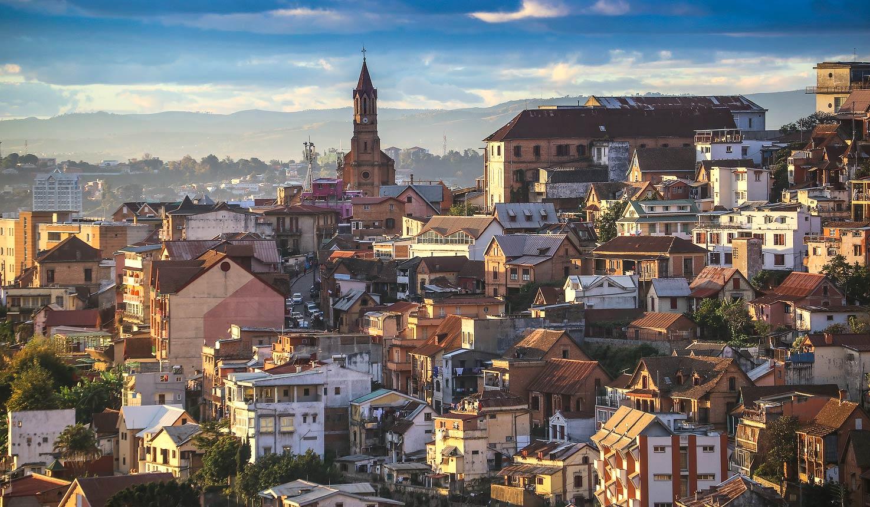 Antananarivo-Madagascar