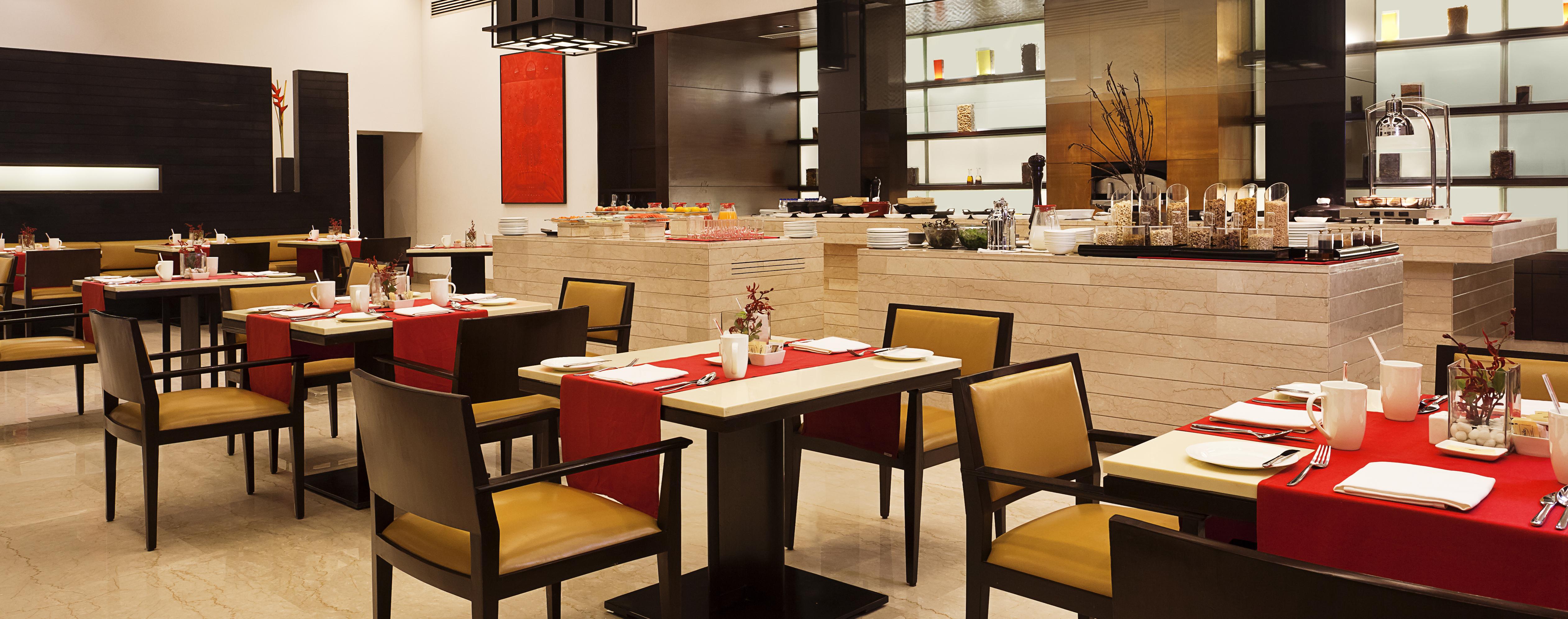 Trident-Agra-Restaurant