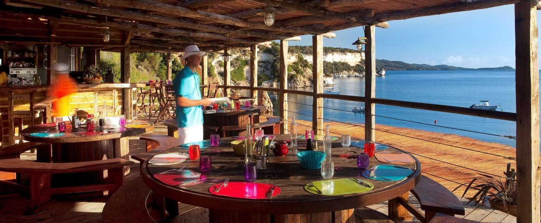 u-capu-biancu-la-paillote-restaurant