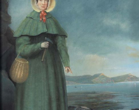 Mary Anning to get a Statue